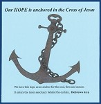 Our Hope is anchored in the Cross of Jesus (Ebook)